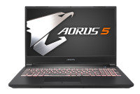 "Aorus 5 Core i7 16GB 1TB HDD 512GB SSD GTX 1660Ti 15.6"" Win10 Home Gaming Laptop"