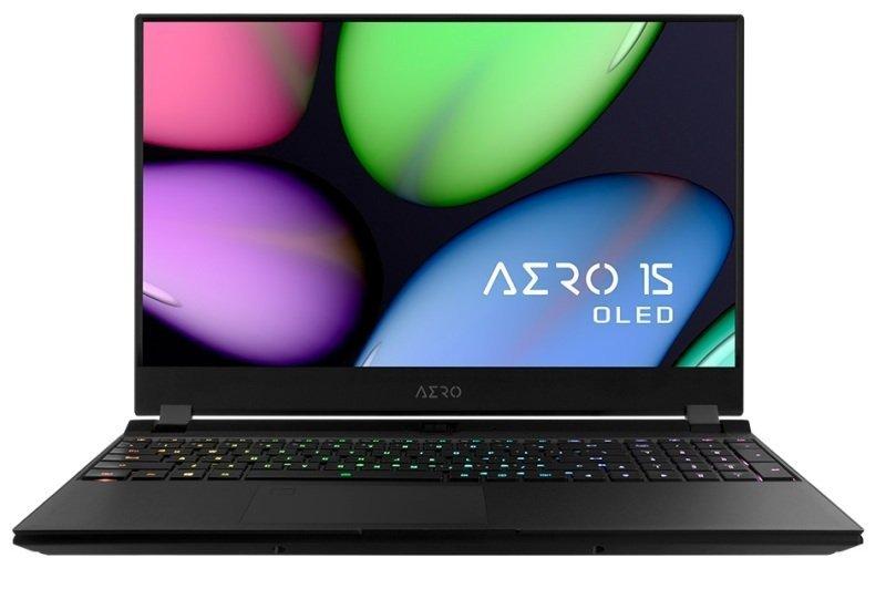 """Image of Gigabyte AERO 15 Core i7 16GB 512GB SSD RTX 2070 Super MaxQ 15.6"""" Win10 Pro Studio Laptop"""