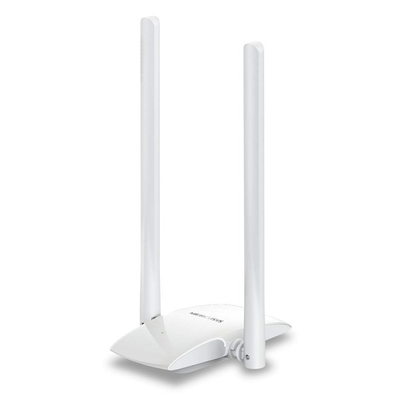 Mercusys by TP-Link - MW300UH N300 Wireless High Gain USB Adapter PC/Desktop/Laptop