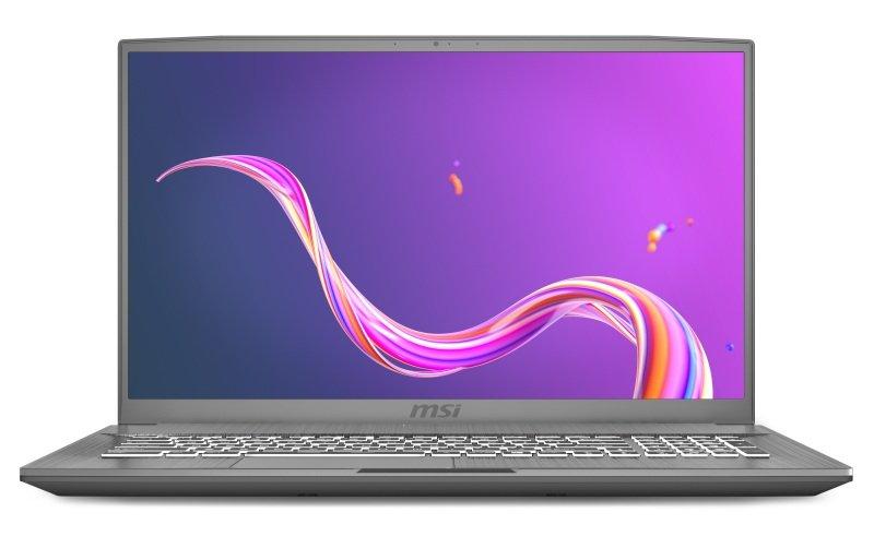 """MSI Creator 17M Core i7 16GB 512GB SSD GTX 1660Ti 17.3"""" Win10 Home Creator Laptop"""