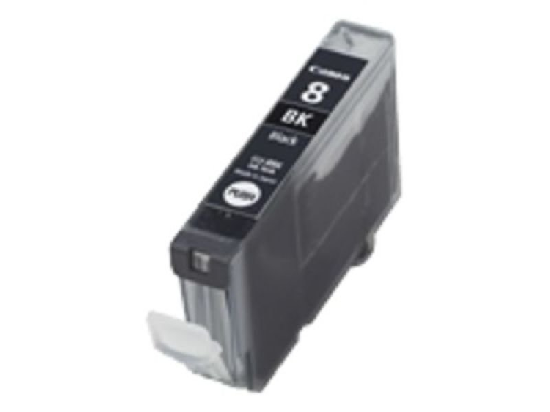 Canon CLI-8 BLK Black Ink Cartridge- Blister