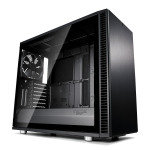 Fractal Define S2 Blackout Tempered Glass Midi PC Gaming Case
