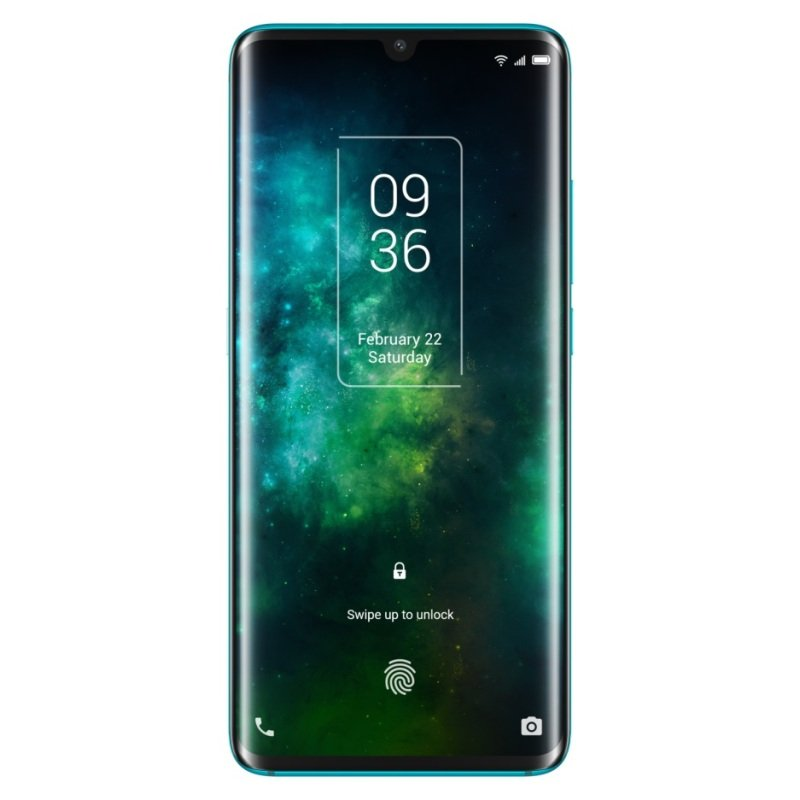 """TCL 10 Plex Pro 6.47"""" 128GB Smartphone - Green"""