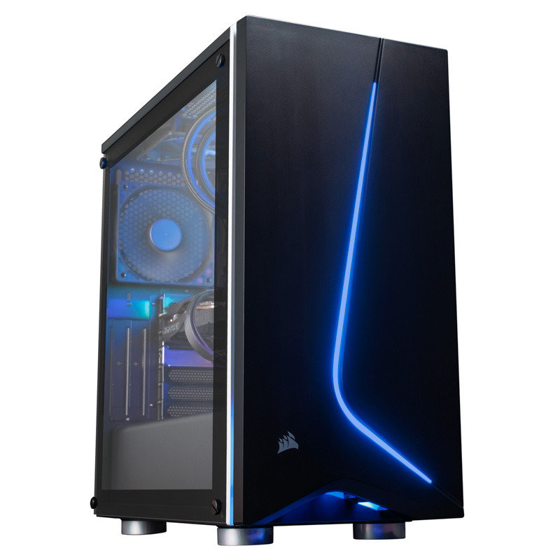 AlphaSync Core i7 10th Gen 16GB RAM 2TB HDD 500GB SSD RTX 2070 Gaming Desktop PC