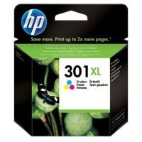 HP 301XL Tri colour ink cartridge