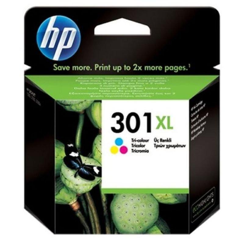 HP 301XL Tri colour ink cartridge