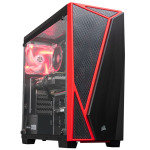 £849.99, AlphaSync Ryzen 3 3300X 16GB RAM 1TB HDD 240GB SSD RX 5600 XT Gaming Desktop PC, AMD Ryzen 3 3300X Quad Core 3.8GHz, 16GB RAM, 1TB HDD, 240GB SSD, MSI Radeon RX 5600 XT MECH OC, WIFI, Windows 10 Home, 3 Year Warranty (1yr parts 3yr labour),