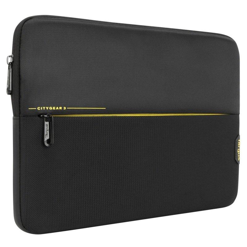 """Targus CityGear 13.3"""" Laptop Sleeve Black"""