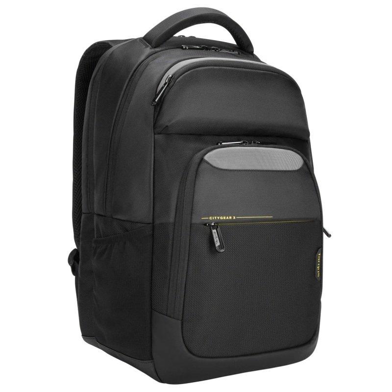 """Targus CityGear 15-17.3"""" Laptop Backpack - Black"""
