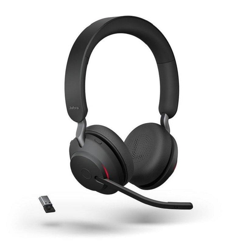 Jabra Evolve2 65 380c UC Stereo Headset