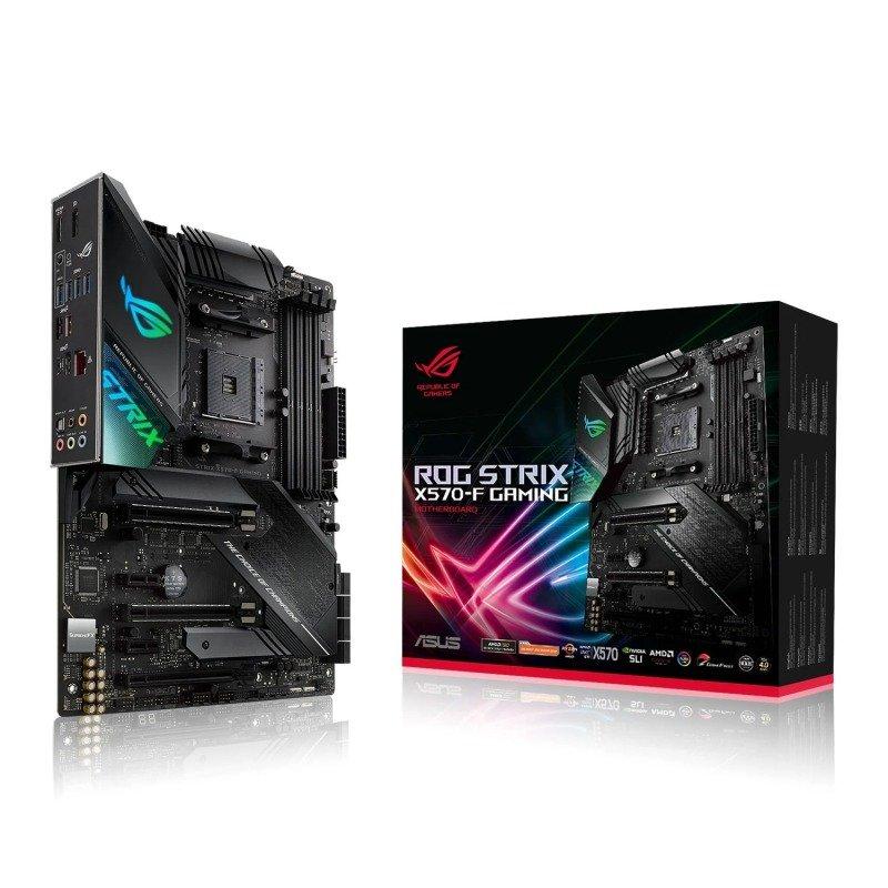 Asus ROG STRIX X570-F GAMING AM4 DDR4 ATX Motherboard