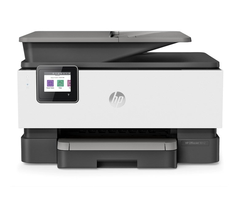 HP OfficeJet Pro 9012 A4 Colour Multifunction Inkjet Printer - Instant Ink Available