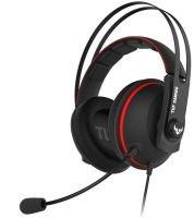 ASUS TUF Gaming H7 Gaming Headset - Red