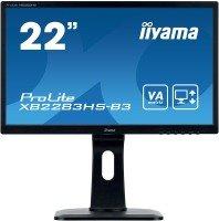"""Iiyama XB2283HS-B3 22"""" Full HD VA Monitor"""