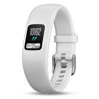 EXDISPLAY Garmin Vivofit 4 Ww Fitness Activity Tracker Small/medium White