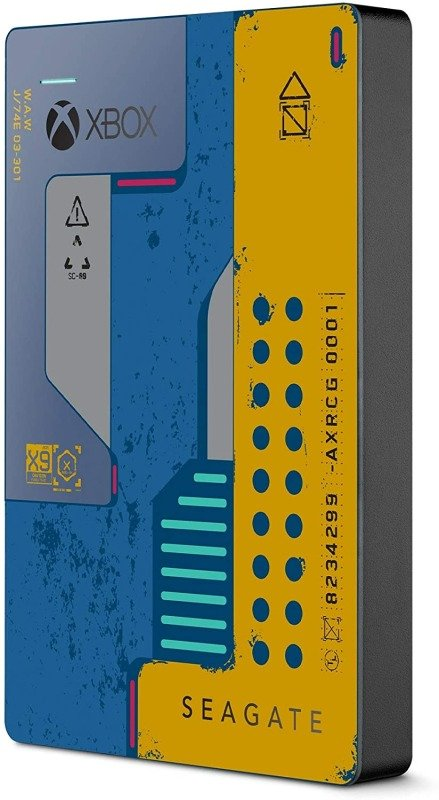 Seagate Xbox Game Drive 2TB - Cyberpunk 2077 Edition