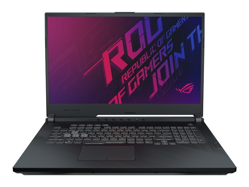 "ASUS ROG Strix G17 Core i5 8GB 256GB SSD GTX 1650 17.3"" Win10 Home Gaming Laptop"