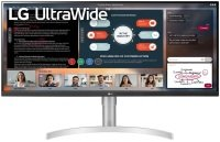 LG 34WN650-W 34'' UltraWide Full HD HDR IPS Monitor