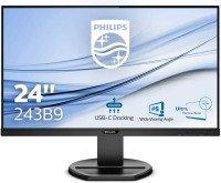 "Philips 243B9/00 24"" Full HD IPS Monitor with USB-C"