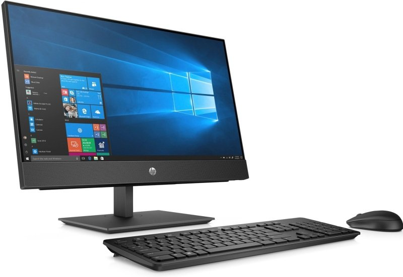 "HP ProOne 440 G5 AIO 23.8"" Core i5 9th Gen 8GB 256GB SSD Win10 Pro Desktop PC"