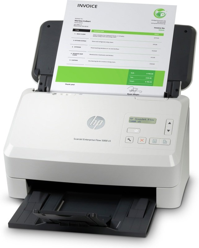 HP ScanJet Ent Flow 5000 s5