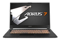 "Aorus 7 Core i7 16GB 512GB SSD 1TB HDD GTX 1660Ti 17.3"" Win10 Home Gaming Laptop"