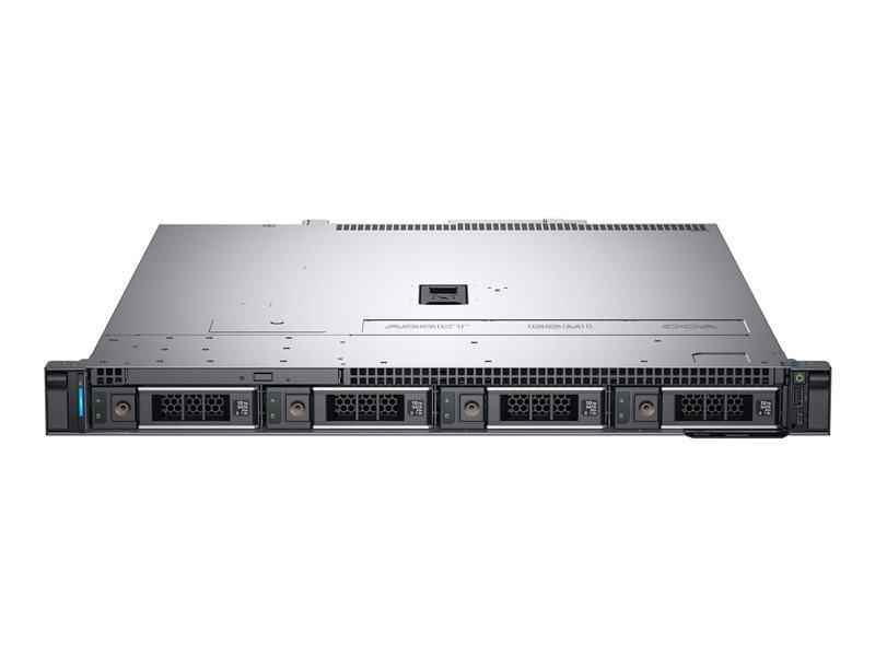 Dell EMC PowerEdge R240 + Win Server 2019 Standard Bundle - Rack-mountable - 1U - Xeon E-2224 3.4 GHz - 16GB
