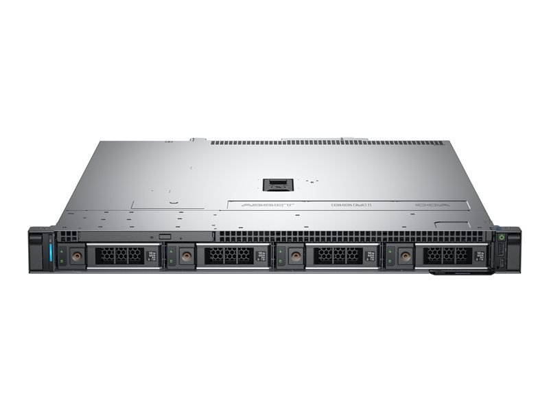 Dell EMC PowerEdge R240 + Win Server 2019 Essential Bundle - Rack-mountable - 1U - Xeon E-2224 3.4 GHz - 16GB