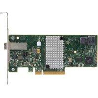 LSI SAS 9300-4i4e SGL - Storage Controller - SATA 6Gb/s / SAS 12Gb/s - PCIe 3.0 x8