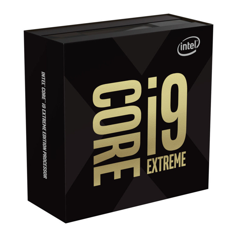 Image of Intel 18 Core i9 10980XE Extreme Unlocked Cascade Lake-X CPU/Processor