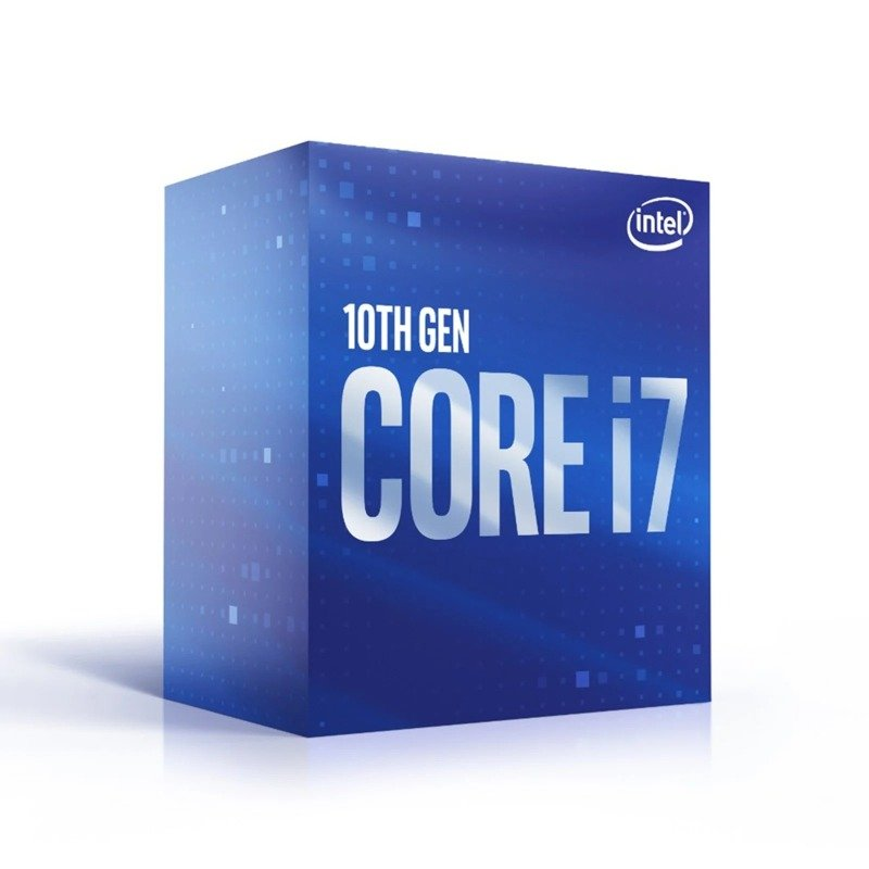 Intel Core i7 10700 10th Gen Comet Lake 8 Core Processor