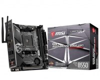 MSI MPG B550I GAMING EDGE WIFI mITX Motherboard