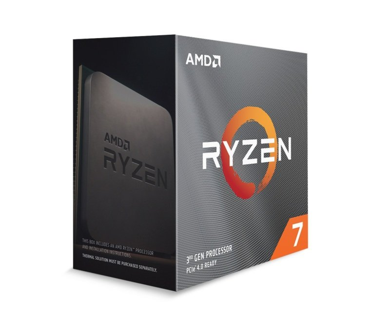 AMD Ryzen 7 3800XT AM4 CPU/ Processor