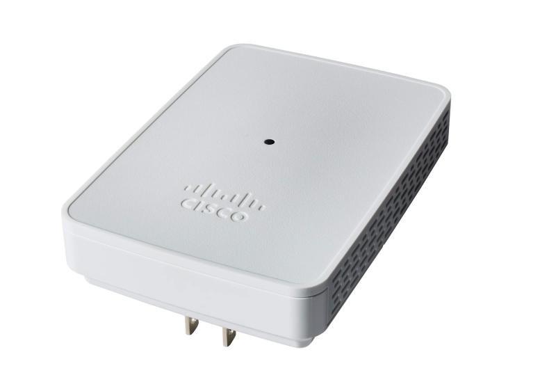 Cisco Business 142ACM Mesh Extender - Wi-Fi Range Extender - 802.11ac Wave 2 - Wi-Fi - Dual Band