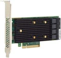 Broadcom HBA 9500-8i Tri-Mode - Storage Controller - SATA 6Gb/s / SAS 12Gb/s / PCIe 4.0 (NVMe) - PCIe 4.0 x8