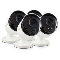 EXDISPLAY Swann Swann 5MP Thermal Sensing PIR Security Camera - 4 Pack