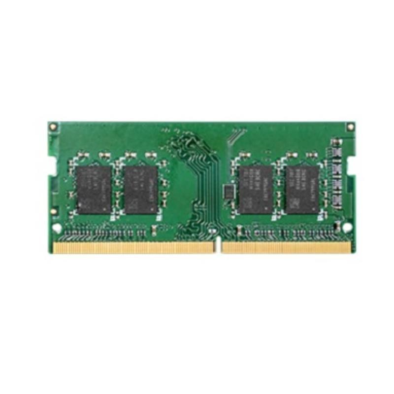 Synology - DDR4 - 4GB - SO-DIMM 260-pin - Unbuffered