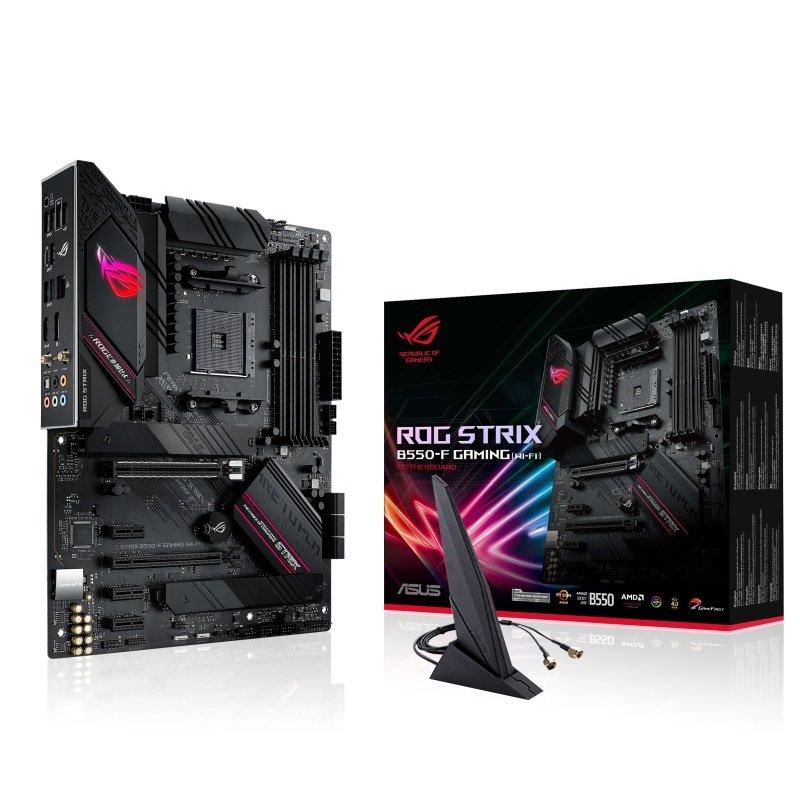 ASUS ROG STRIX B550-F GAMING (WI-FI) DDR4 ATX Motherboard