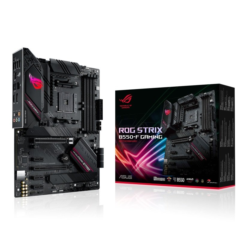 ASUS ROG STRIX B550-F GAMING DDR4 ATX Motherboard
