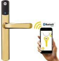 Yale Conexis L1 Connected Smart Lock - Polished Brass