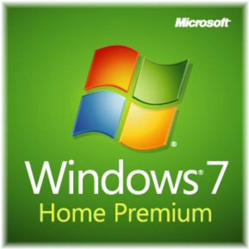 Windows 7 Home Premium w/SP1 64bit - Low Cost Packaging