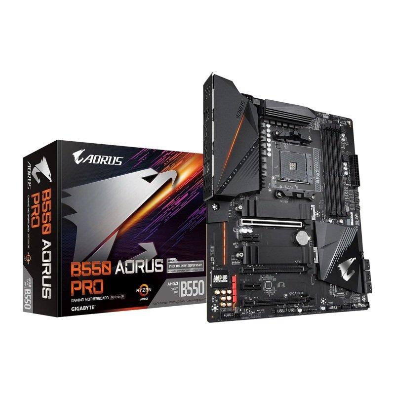 Gigabyte AMD B550 AORUS PRO AM4 ATX Motherboard