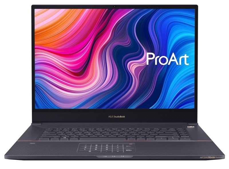 "Image of ASUS ProArt StudioBook Pro 17 Core i7 16GB 512GB SSD Quadro T1000 17"" Win10 Pro Studio Laptop"