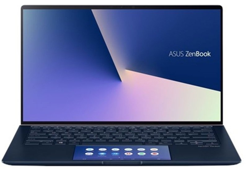 "Asus ZenBook 14 Core i7 16GB 512GB SSD 14"" Win10 Pro Laptop"