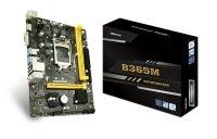 EXDISPLAY Biostar B365MHC 1151 DDR4 mATX Motherboard
