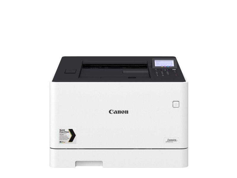 Canon i-SENSYS LBP663Cdw A4 Colour Laser Printer