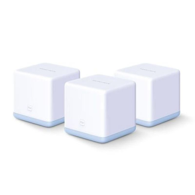 TP-Link Mercusys AC1200 Whole Home Mesh Wi-Fi System (3 PACK)