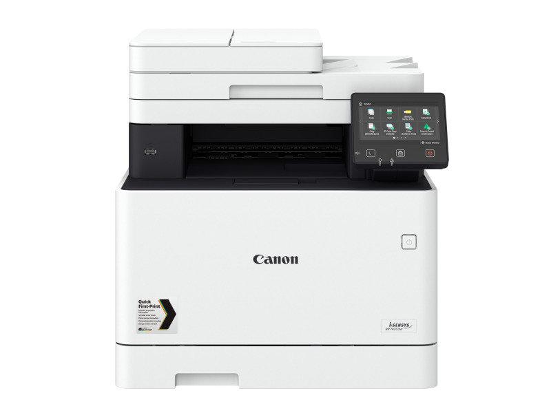 Canon i-SENSYS MF742Cdw A4 Colour Multifunction Laser Printer