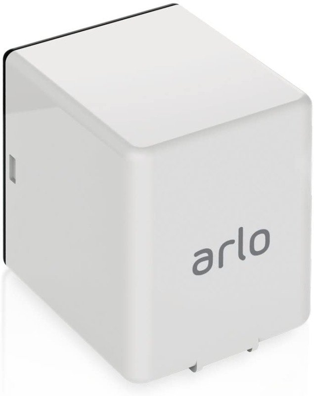 Arlo VMA4410 Go Rechargeable Battery (Official), White