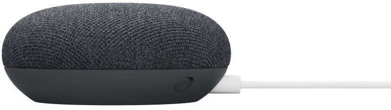 EXDISPLAY Google Nest Mini - Charcoal (2nd Gen)
